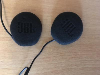Cardo Freecom 4 Plus Test Lautsprecher JBL