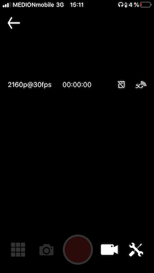 Sena 10C Evo Camera App Test