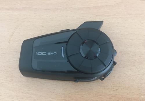 Sena 10C Evo Test Kamera